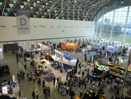 2018台灣國際扣件展共有415家廠商使用1,107個攤位,規模再創新高。