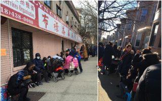 纽约布碌崙八大道华裔人口激增 孩子入园难!