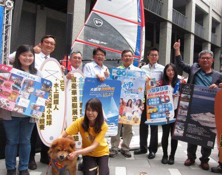 2018大鹏湾游艇帆船系列活动正式起跑。