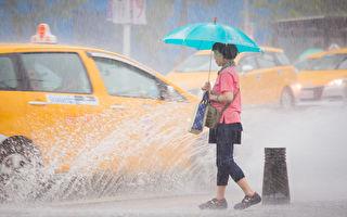 台24、25日降雨又降溫 週五回歸30度
