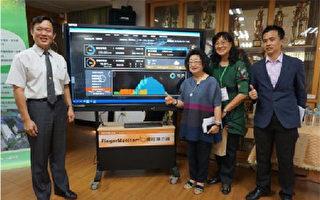 全國首創「校園光電綠能雲」智慧監控用電優化
