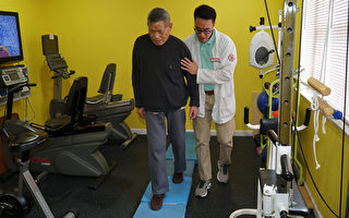 物理治療 讓中風患者2個月康復
