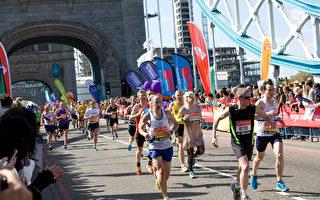 倫敦馬拉松本週日開跑