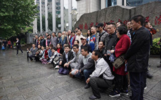 中共迫害手段新手段:吊销注销律师执照
