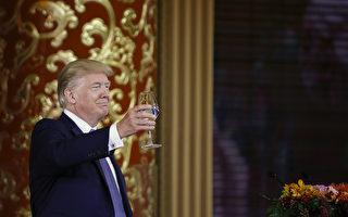 貿易衝突中 川普發推宣告是美國懲罰中共