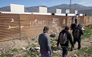 川普再發推 要求國會速通過強大邊界法案
