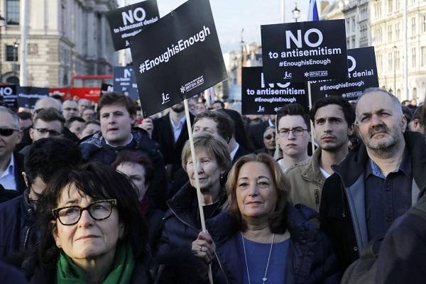支持反猶太主義?英國工黨領袖遭...