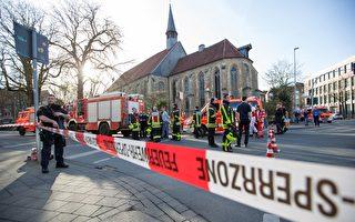 德國汽車蓄意衝撞人群 2死20傷 司機自殺