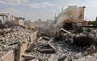 美国打击叙利亚 分析:向朝鲜发出强烈警告