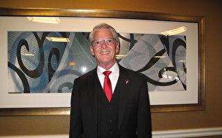 專訪加州共和黨候選人泰勒:做勇敢的大衛