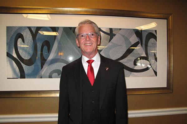 专访加州共和党候选人泰勒:做勇敢的大卫