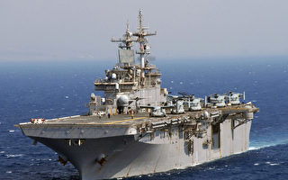 美韓軍演明展開 F-35B戰機和航母寶寶參演