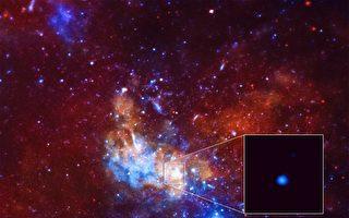新发现:银河系中心聚集成千上万个黑洞