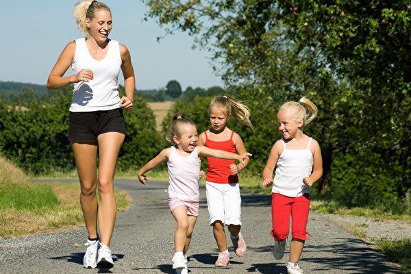 多數幼童活動量不達標 研究結果敲警鐘