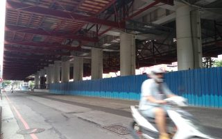 中捷施工爛路惹怨   文心路平估4月完工