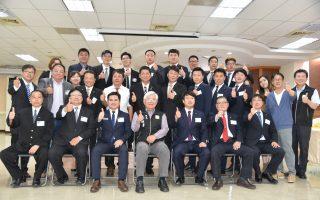 促進產業交流 韓國店村青商會參訪雲林縣府