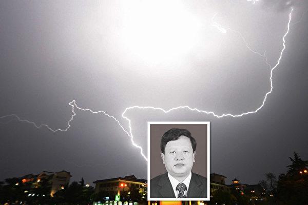 落马贵州副省长与王三运交集不少