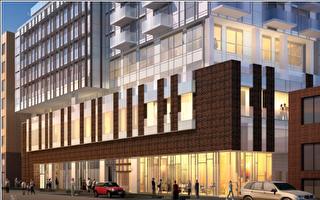是科技大楼还是悉心策划的现代化公寓?
