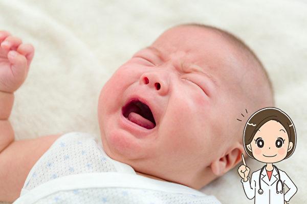 宝宝哭不停是肠绞痛?医师3招判断+6招缓解