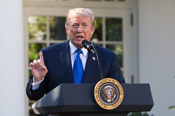 在川普总统面对的难题背后,诸如应对朝鲜核武威胁等等,共产邪恶势力才是问题的根源。 (Samira Bouaou/The Epoch Times)