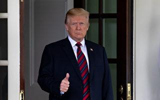5月17日,美國總統川普(特朗普)公開質疑中共對朝鮮起了不好的影響。他表示,金正恩剛剛訪問中國不久,朝鮮就威脅是否能順利召開川金會。(Samira Bouaou/the Epochtimes)