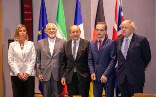 伊朗忧美国制裁 寻求欧盟保证