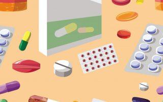 台湾民众爱吃止痛药? 年吃9亿颗