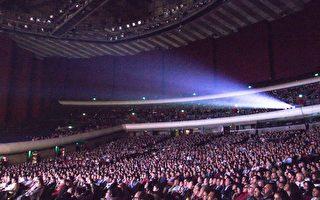 墨西哥首都五千人共赏神韵 前大使恭贺
