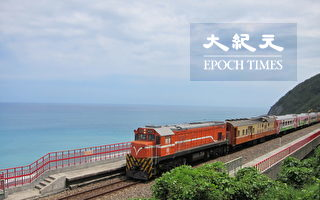 组图:台东南回线上最美丽的多良火车站