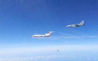 中共军机双向绕台 美国务院重申反对改变现状