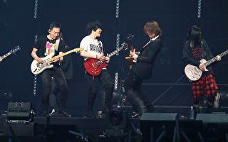 五月天再登「日本武道館」  GLAY同台飆唱