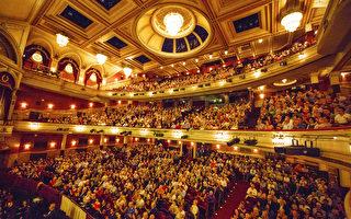 英國19場完美落幕 神韻藝術打動3.5萬觀眾