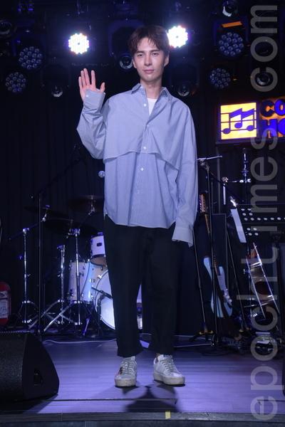 陳勢安「耳朵鼻子空房間」生日音樂會練 團發班