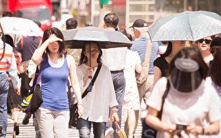 一张图秒懂高温资讯 今年暑假这些地方最热