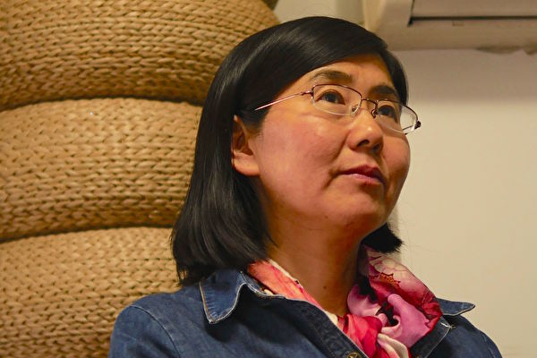 美国表彰21名杰出女性 维权律师王宇获奖