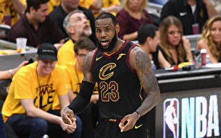 NBA東部決賽 騎士主場大勝30分 懸念再起