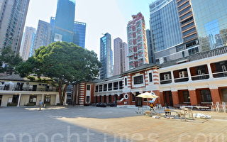 香港「大館」今開幕 百人故事重現百年中環