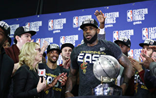 NBA東部「搶七」騎士勝凱爾特人進總決賽