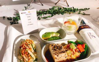 全台首創米其林飛機餐 6道菜看這裡