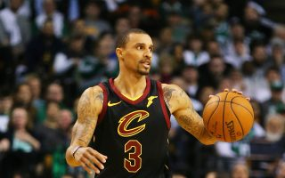 NBA騎士成功變陣 大勝綠衫軍30分