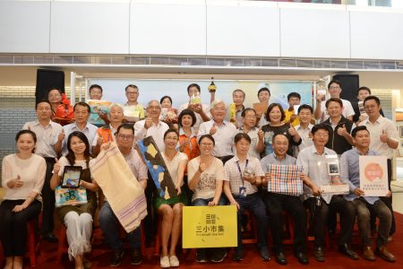雲林地方型SBIR成果發表,25日於縣府親民空間舉行。