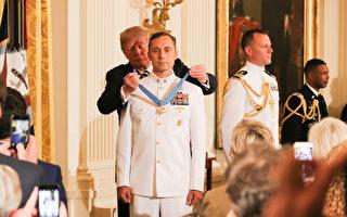 高天韵:川金会取消 看白宫授勋的荣耀时刻