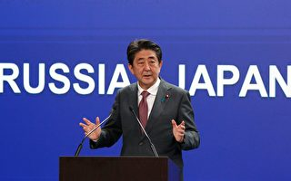 王岐山俄罗斯会晤日本首相 谈朝核问题