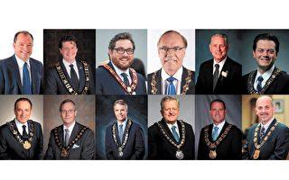 称赞提升道德 加国多市市长贺法轮大法日