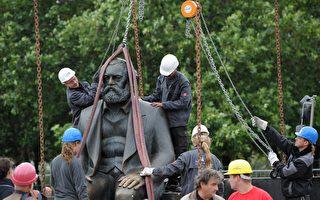 一座馬克思雕像引發的爭議和反思