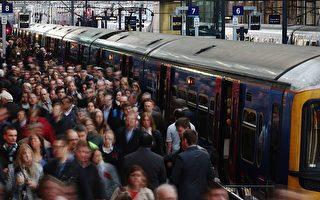 英新列车表致铁路混乱乘客不满