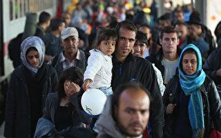 德国纳税人今后四年将为难民支出780亿欧元