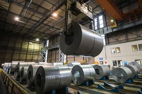 不再豁免欧加墨 美6月1日开始征钢铝税