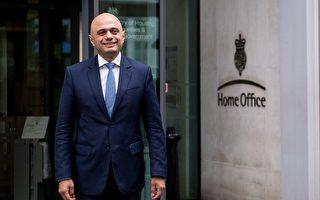 少數族裔擔任內政大臣 英國史上首次