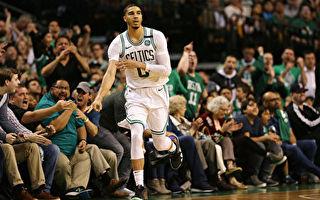 NBA绿军大胜骑士 东区决赛3比2领先